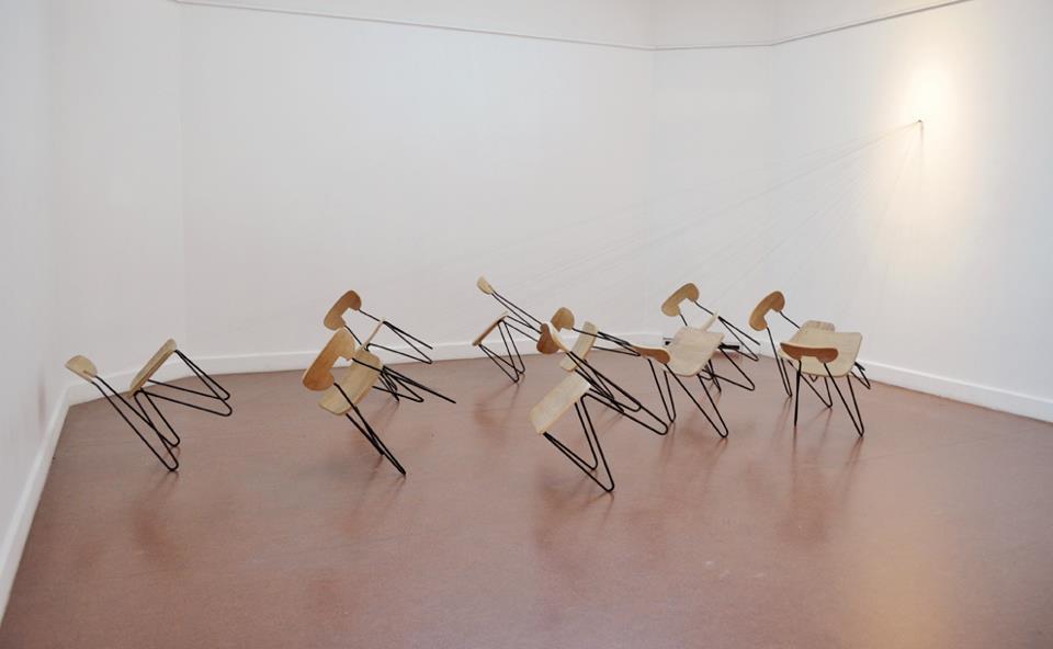 EQUILIBRIO sonocollective, Museo Castagnino de Rosario, por Sorrentino&Nonino