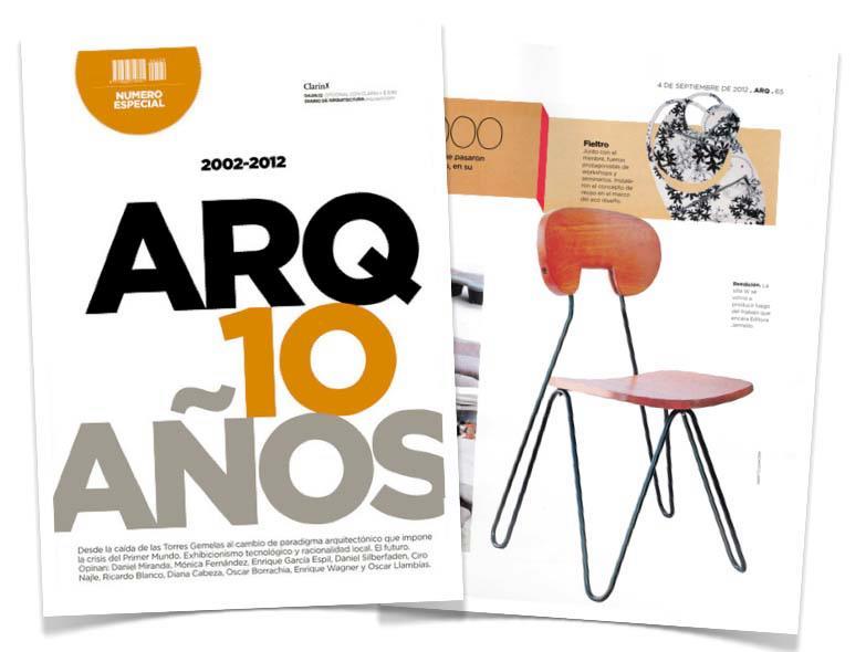 ARQ 10 Años,>2002-2012: