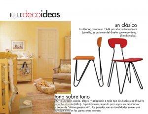 ELLE DECO>IDEAS por Dolores Navarro Ocampo