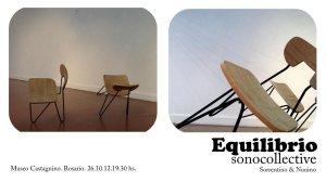 EQULIBRIO sonocollective,Museo Castagnino de Rosario, por Sorrentino&Nonino